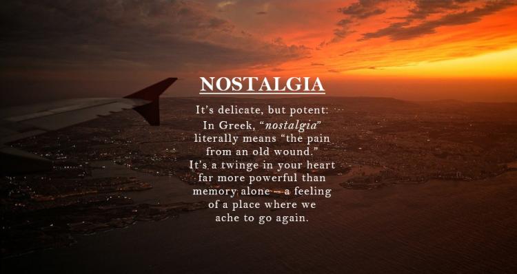 Nostalgia - Miss Malta